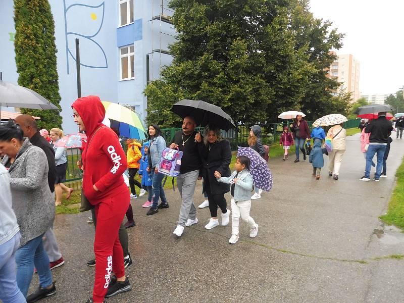 Nástup do školy 1. září 2020 na ZŠ Máj I a ZŠ Máj II.