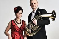 Markéta Luskačová a Kamil Barták.