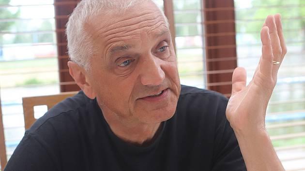 Architekt David Vávra v Českých Budějovicích