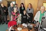 Pracovníci Českého rozhlasu v Českých Budějovicích v sobotu při dni otevřených dveří představili svou práci posluchačům.