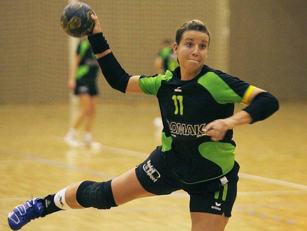 Sedmimetrové hody jsou parádní disciplínou Simony Klečacké. Žádná jiná hráčka v I. lize z nich tak často neskórovala (27x)!