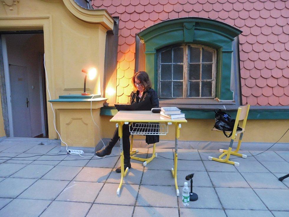 Noc literatury představila zájemcům čtyři texty současných evropských autorů.