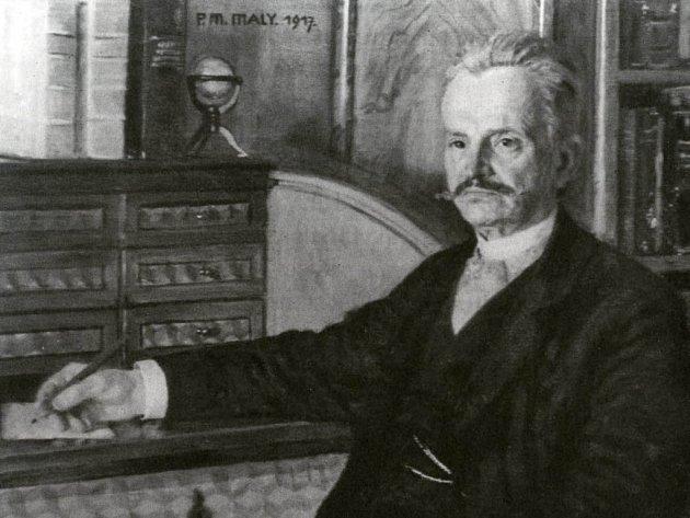 Enfant terrible české vědy historické Jan Peisker (1851 – 1933). Dagmar Blümlová z Jihočeské univerzity sestavila knihu z jeho prací.