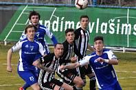 Šlágrem fotbalového víkendu v kraji bude nedělní druholigové utkání Dynama se Sokolovem, které se hraje od 17 hodin na Střeleckém ostrově.