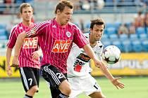 Největší chloubou jihočeského klubového fotbalu je českobudějovické Dynamo, které jako jediné hraje I. ligu.