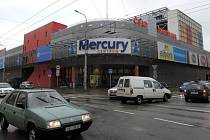 Mercury centrum.