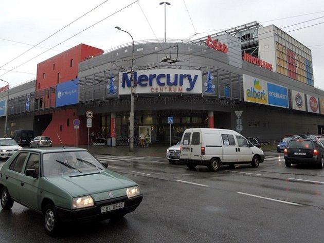 Mercury centrum.