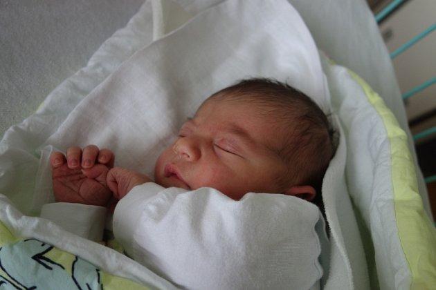 Prvorozenou Denisku Zifčákovou si rodiče Monika a Martin Zifčákovi odvezli domů do Kaplice. Jejich malá holčička přišla na svět v budějovické porodnici 2. 8. 2016 ve 13.46 hodin.