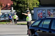 Republikové kolo policejní soutěže Regulovčík roku.