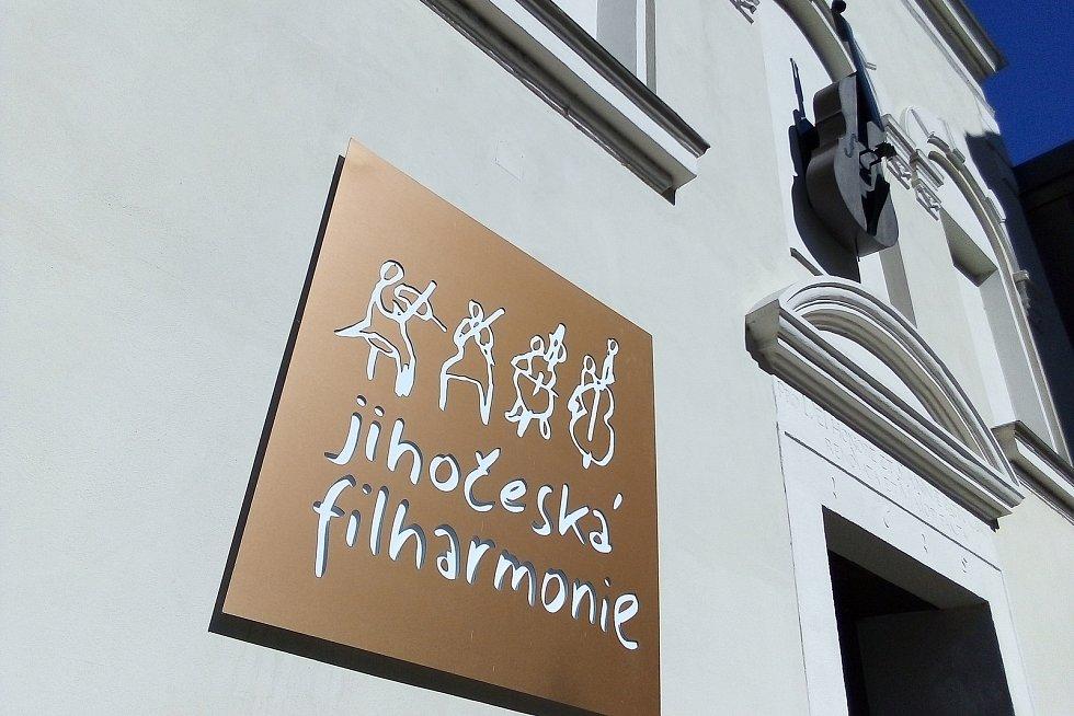 Sídlo Jihočeské filharmonie.