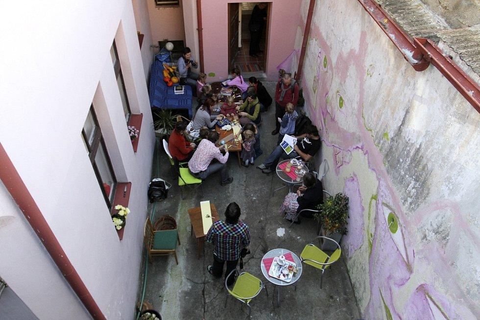 V Táboře otevřela nová galerie s názvem Uma Uma.