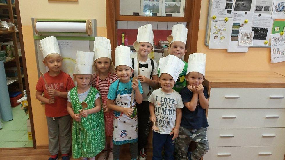 Žáci MŠ Úsilné mají různorodý program.