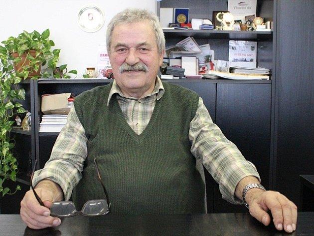 Václav Žižka stojí v čele dobrovolných hasičů v Jihočeském kraji. Letos ho nejvíc zaměstnaly červnové povodně.