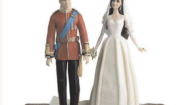 Veletrh Jihočeský kompas navštíví také princ William s půvabnou manželkou Kate, i když jen v čokoládovém zastoupení.