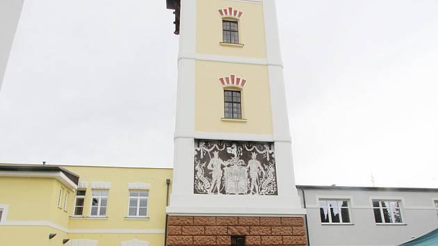 Fotografie ve vodárenské věži v Českých Budějovicích,fotografie přibližují krásy Chorvatska