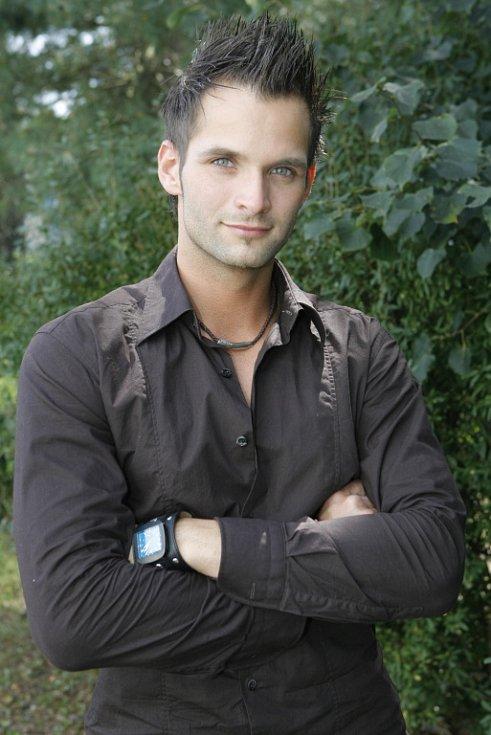 Miroslav Jech, finalista soutěže Muž roku 2008.
