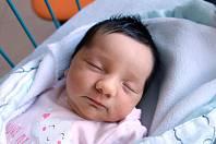 Marianna Městecká se manželům Editě a Radku Městeckým narodila 10. 11. 2018 ve 20.07 h. Váha po porodu ukazovala 3,44 kg. Žít bude v Českých Budějovicích.