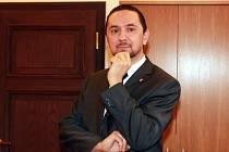 Primátor města Juraj Thoma.