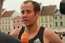 NEDÁVNO si Jan Kreisinger zaběhl  desítku na Run Tour v Českých Budějovicích.