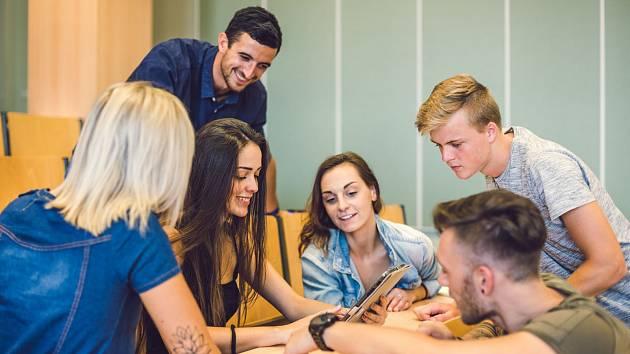 Jihočeská univerzita nabídne zájemcům nové obory. Ilustrační foto.