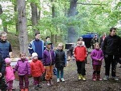 Rybník Pomejáček je už roky dějištěm soutěže pro děti, kterou pořádá rybářský kroužek z Dívčic.