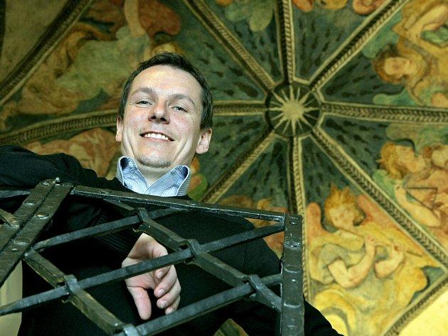 Velké plány má Aleš Seifert (34), jenž bude od 1. července novým ředitelem Alšovy jihočeské galerie. Chce přijmout další kurátory, z výstav by chtěl například Vídeňskou secesi.