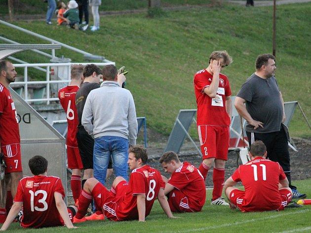 FK Týn nad Vltavou s vodňanským koučem Jaroslavem Vondráškem na lavičce na jaře i vinou velké marodky ještě nebodoval. Naposledy prohrál 0:3 v Blatné.