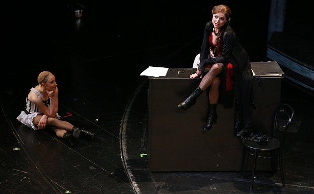 Hudební divadlo vLinci slaví tento víkend rok existence. Snímek ze zkoušky muzikálu Show Boat.