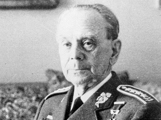 Karel Klapálek v 60. letech minulého století