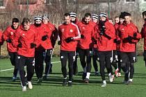 Fotbalisté Dynama na Kypru zakončili soustředění prohrou s lievským týmem Suduva.