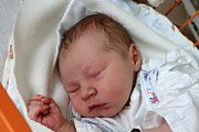 Dvouapůlletá Anetka se doma v Trhových Svinech nemohla dočkat novorozeného brášky Pavla Pařízka. Narodil se 31. 10. 2017 ve 20.32 h, vážil 3,5 kg.