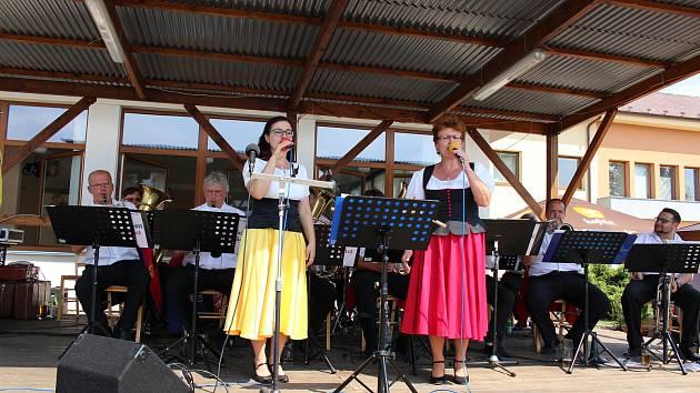 Mnoho pěkného bylo k vidění i vyzkoušení v sobotu na Žimutických slavnostech.
