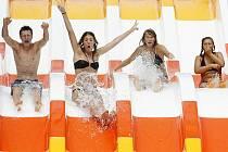 Po rekonstrukci byla 20. července opět veřejnosti otevřena letní plovárna v areálu Plaveckého bazému v Českých Budějovicích.