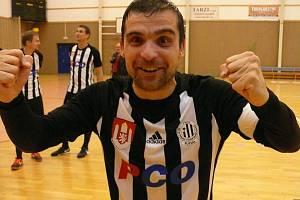 PCO Dynamo hraje úspěšně druhou ligu futsalu