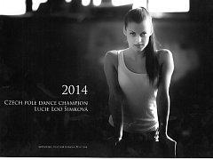Snímky Lucie Loo Šimkové pro kalendář.