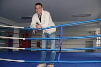Manažer boxerského centra Ivo Šindler