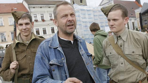 Václav Marhoul nosí v hlavě už další filmový projekt, ale jeho žánr zatím neprozradil.