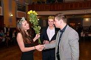 1. BEST OF plesu olympie se ve vltavotýnské Sokolovně zúčastnilo minulý pátek více než 250 lidí.