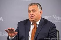 Viktor Obán hájil maďarskou kartu.