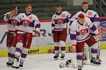Starší dorostenci HC ČB doma porazili ve druhém zápase Vítkovice 4:1 a jsou v semifinále.