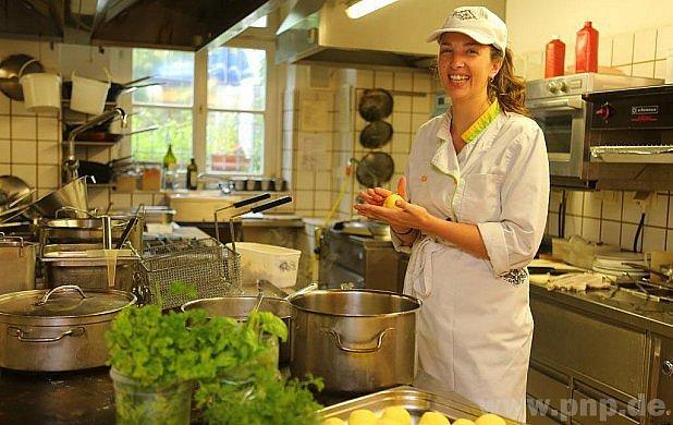 Španělská učenka na kuchařku vPasově.