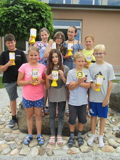 Iusousedů děti pomohly proti rakovině.