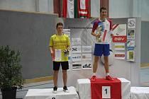 Mezinárodní mistrovství Rakouska vyhrál Jan Janoštík