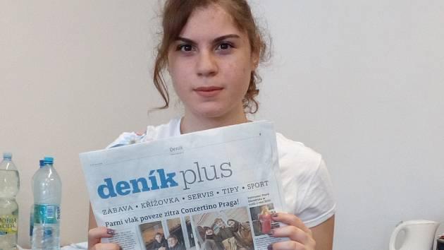Syřanka z Aleppa Siroun Mouraová ztratila pas
