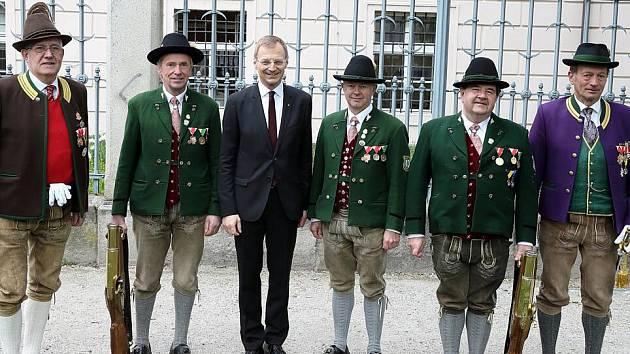 Rakouská chlouba - ostrostřelci.