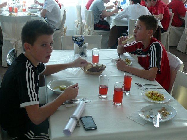 Jihočechům v Rusku jídlo chutná