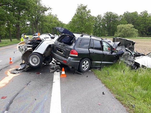 Tragické dopravní nehody na jihu Čech 2021