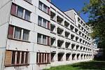 Areál Blanice na sídlišti Hlinky v Týně nad Vltavou.