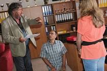 Režisér Zdeněk Troška začal 27. května natáčet v Záboří na Českobudějovicku komedii Babovřesky 3. Pavlu Kukinčukovi a Lucii Vondráčkové.