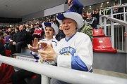 Fanoušci Finska mohli být spokojeni.